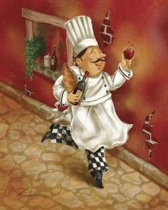 Chefs With Wine I Shari Warren