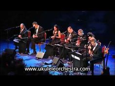 The Ukulele Orchestra of Great Britain play Born This Way Live At Sydney Opera House - YouTube