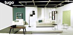 Una sala pensada en la comodidad, lo práctico y el diseño exclusivo que sólo Tugó puede brindarte.