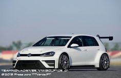 CNV 201 - Novadriver com VW Golf TCR