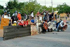 LA LUCHA en Valle Hondo  es hasta que caiga el regimen! #ResistenciaVzla DIFUNDIR.