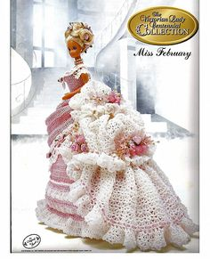 Image detail for -... fashion doll crochet pattern annies attic from grammysyarngarden