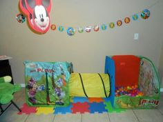 Play area!