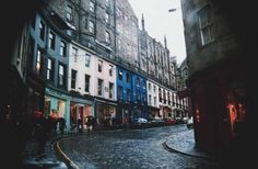 Victoria street inspired Diagon Alley