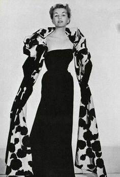 1953 - Christian Dior dress -