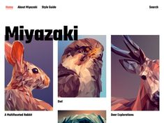 Miyazaki is a sleek, differentiate substantial WordPress topic for web journals, portfolios, and magazines. Best Free Wordpress Themes, Wordpress Template, Miyazaki, The Visitors, Style Guides, Ecommerce, Colorful Backgrounds, Button Click