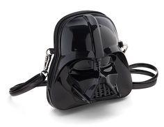 Star Wars Darth Vader Molded Crossbody Purse