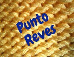 Punto Reves en Telar Circular / Redondo http://www.comotelar.com