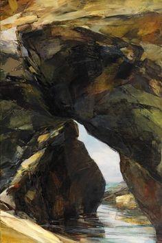 Sarah Adams, Elephant Hole I