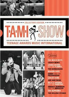 The TAMI Show was the first pre-Beatles rock concert in the USA that featured British talent!  In later years, Dick Clark was instrumental in getting the footage of this incredible concert televised for today's audience.  --- Peace