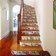 Incredible stairs by @jackyhayward in #dswallpaper ❤️ Wallpaper by @kathrynzaremba