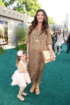 Ali Landry gets animalistic at Zookeeper premiere