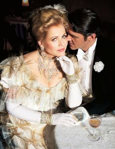 The Metropolitan Opera - 2014-2015 Season - Page 28-29 -- Renee and Nathan Gunn, The Merry Widow