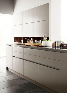 Kitchen Dreams. Modern kitchen cabinets. #luxurymodernhomedesign