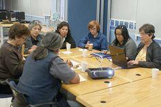 Mesa de trabajo 1. Seminario: Visiones sobre Mediación Tecnológica en Educación. Quinta Sesión, 8 de septiembre de 2014.