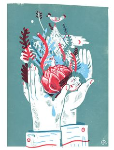 Irene Rinaldi, Compassione - L'espresso magazine on Behance
