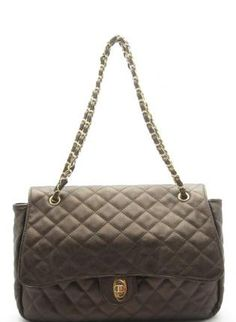 Classic Shoulder Bag,  Bag, quilted hand bag woven chain, Chic