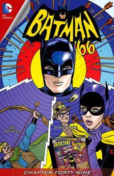 Weird Science: Batman '66 #49 Review