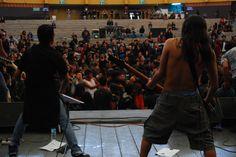 Miles de jóvenes disfrutaron de la Fiesta de la Música Urbana, con sus variadas expresiones, compartiendo en armonía junto a todas las Expresiones Artísticas que albergó la Fiesta de la Cultura, Hecho en Casa.