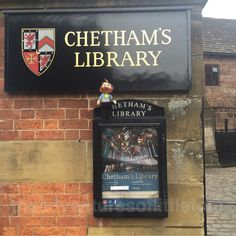 I was an official visitor! #TomHardy #ChethamsLibrary #manchester #england #uk
