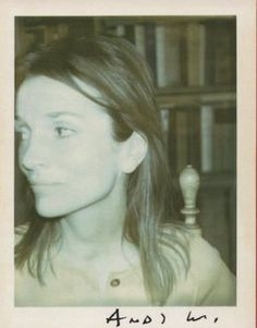 Lee Radziwill (photographed by Andy Warhol)