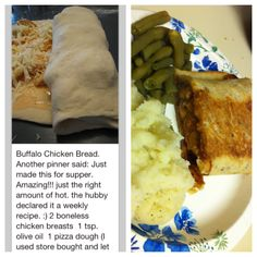 I made thus tonight from Pinterest. It was yummy