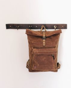 Chances are, if its a backpack and its leather, I will love it. <3