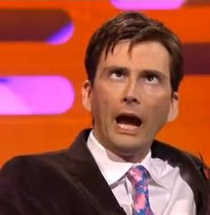I still love you, David Tennant.