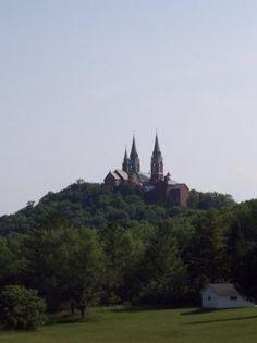 Holy Hill: A monastery, Hubertus, Wisconsin