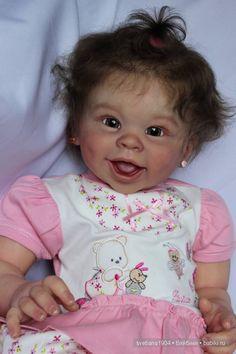 Букашка Пеппилотта. Куклы реборн Светланы Преображенской / Куклы Реборн Беби - фото, изготовление своими руками. Reborn Baby doll - оцените мастерство / Бэйбики. Куклы фото. Одежда для кукол