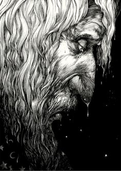 Nicolas Delort lives and works in the suburbs of Paris where he creates evocative and imposing illustrations using ink and scratchboard