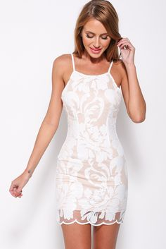 Caribbean Sunset Dress, $65 + Free express shipping http://www.hellomollyfashion.com/caribbean-sunset-dress-white.html