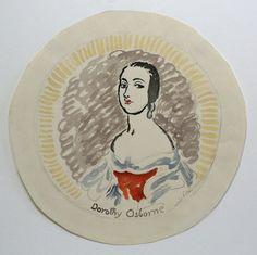 Vanessa Bell Like a Bloomsbury paper plate Duncan Grant, Vanessa Bell, Virginia Woolf, Clive Bell, Elsie De Wolfe, Bloomsbury Group, English Pottery, Ellis Island, Illustration Art