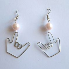 American Sign Language I love you (ILY) earrings and Necklaces | eBay