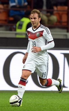 World Cup 2014: Germany's Mario Gotze
