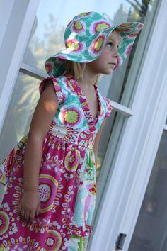Buttercup Dress by maninisunshine on Etsy, $48.00
