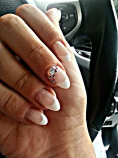 Almond Nails ♡_♡
