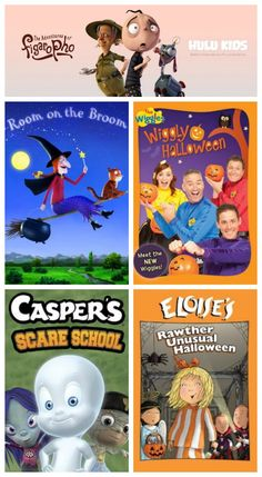 kidfriendly halloween movies and tv episodes on hulu kids