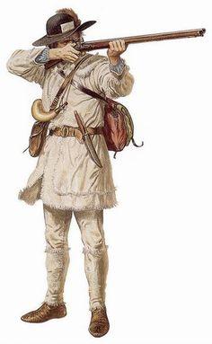 One of Morgan's Riflemen