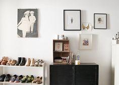 Leah Goren y Brooklyn Apartamento de Dylan Ousley