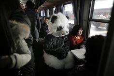Peking, China, von AFP