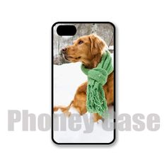 Iphone 4 4s 5 5s 5c Golden Retriever Personalized by PhoneyCase, $15.00