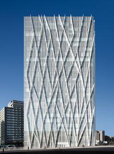 Torre Diagonal Zero Zero — Estudi Massip-Bosch Architects | EMBA (2011) Fotografiada por Rubén P. Bescós. Barcelona, España.
