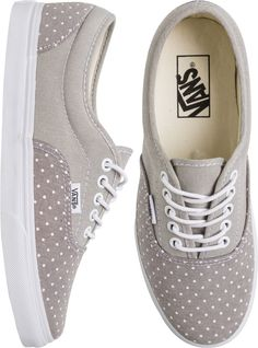VANS LPE CHAMBRAY DOTS SHOE | Swell.com