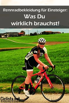 Wer mit dem Rennradfahren anfängt, ist oft erschlagen vom Überangebot an Produkten. Ich zeige Dir, was Du wirklich brauchst, wenn Du mit dem Rennradsport beginnst! Viel Spaß beim Lesen! :)   #Radsport #Rennrad #cycling #Tipps #cyclinglife #blogger #blog #Sport #sportswear #bikefashion #cyclist #outdoor #motivation #inspiration #tipps #bike #rennradliebe #fahrrad