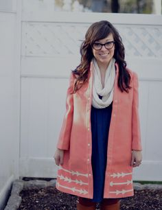 Lauren Moffatt Eastward Coat #anthrofave