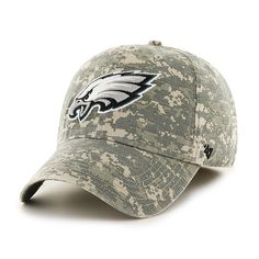 34f7a9a609c4c Philadelphia Eagles Officer Digital Camo 47 Brand Hat