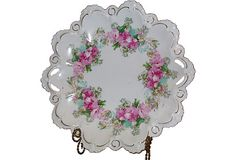 Austrian Roses Pierced Plate on OneKingsLane.com