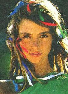 Spirit child. Gypsy soul. Hippy grace.