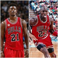 Most points in a half - Bulls history: Jimmy Butler (TODAY 2016): 40 and the Win! Michael Jordan (1989): 39